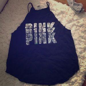 PINK Tank top!!